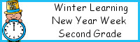 Winter Learning: Second Grade New Year Week