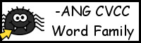 CVCC Word Family Printables: -ANG
