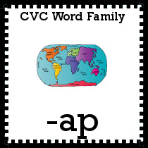 -ap Word Family