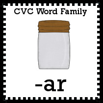 -ar Word Family