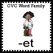 -et Word Family