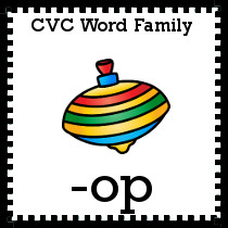 -op Word Family