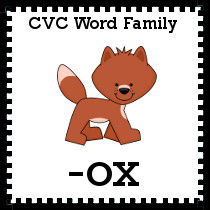 -ox Word Family