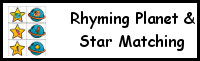 Rhyming Planet & Star Matching