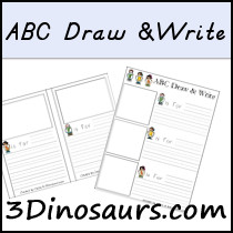 ABC Writing