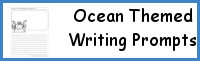 Ocean Themed Writing Prompts
