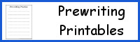 Prewriting Practice Printables