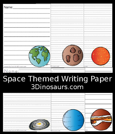 Astronomy writing a composition paper