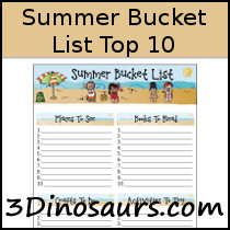 Free Summer Bucket List: Top 10
