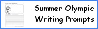 Summer Olympic Themed Writing Prompts