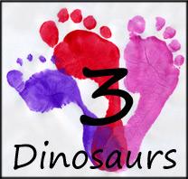 3 Dinosaurs