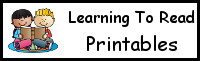Learning to Read Printables