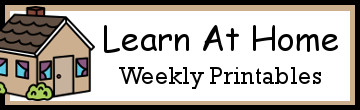 No-Prep Learn At Home Weekly Packs from 3 Dinosaurs