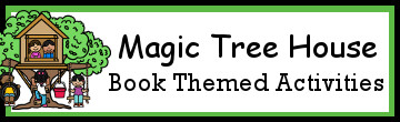 Magic Tree House Activities