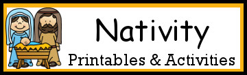 Nativity Activities and Printables
