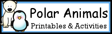 20+ Polar Animals Activities & Printables