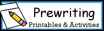 Prewriting Activities & Printables