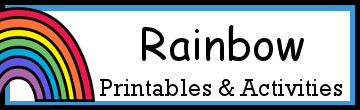 Rainbow Themed Activities and Printables