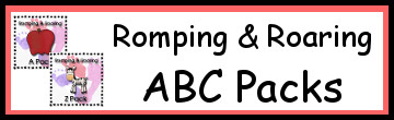 All New Romping & Roaring ABC Packs