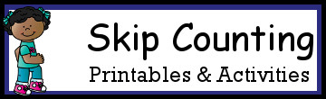 Skip Counting Activities & Printables