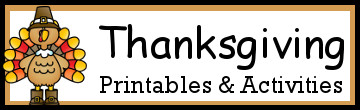 40+ Thanksgiving Activities & Printables