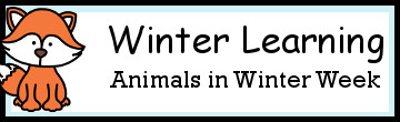 Winter Learning: Animals in Winter Week