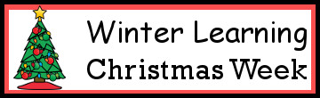 Winter Learning: Christmas Week