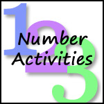 Number Activties