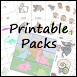 Printable Packs